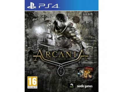 pc and video games games ps4 arcania the complete tale