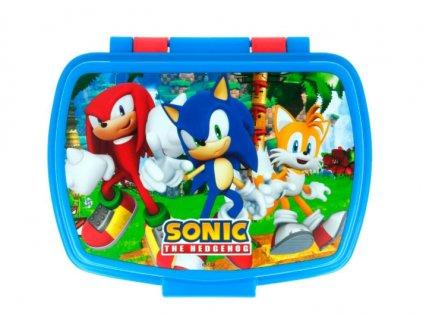 Merch Svačinový box Sonic The Hedgehog