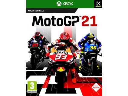 XSX MotoGP 21