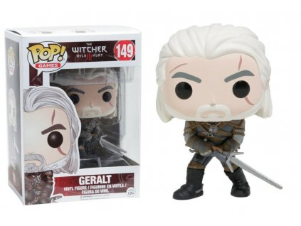 Merch Funko Pop! The Witcher Geralt