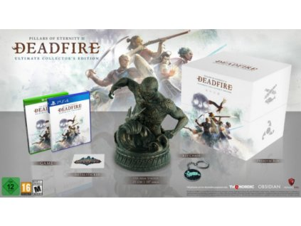 PS4 Pillars Of Eternity 2 Deadfire Ultimate Collectors Edition