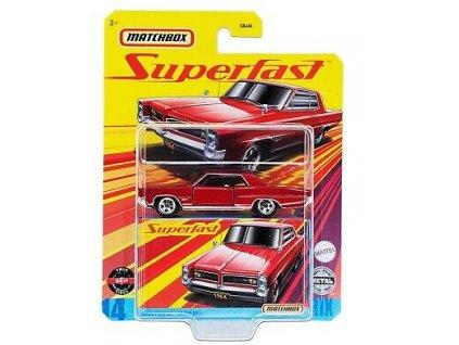Toys Auto Matchbox Superfast 1964 Pontiac Grand Prix