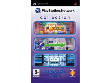Puzzle Pack EUR PSP Coverart