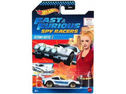 Toys Hot Wheels Fast and Furious Spy Racers Astana Hotto