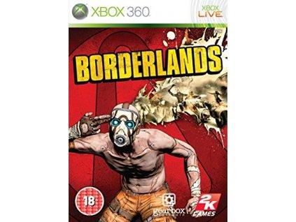 X360 Borderlands