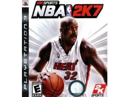 PS3 NBA 2K7
