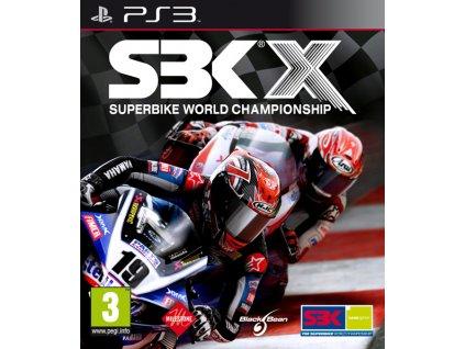 PS3 SBK X Superbike World Championship