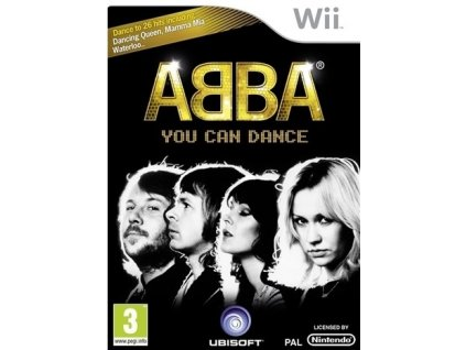 Wii Abba You Can Dance