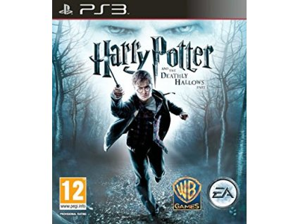 PS3 Harry Potter and the Deathly Hallows Part 1