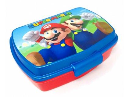 Merch Box na svačinu Super Mario Bros