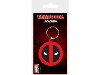 Merch Klíčenka Deadpool Logo
