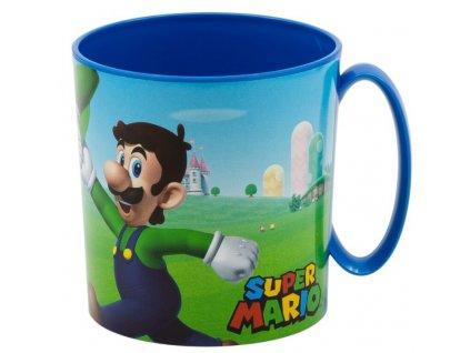 Merch Plastový hrnek Super Mario Bros