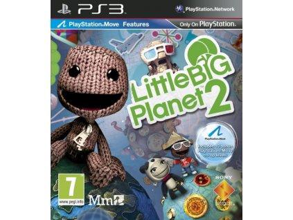 PS3 LittleBigPlanet 2
