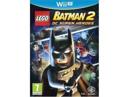 WiiU Lego Batman 2 DC Super Heroes