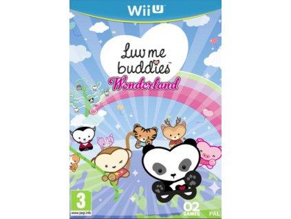 WiiU Luv Me Buddies Wonderland