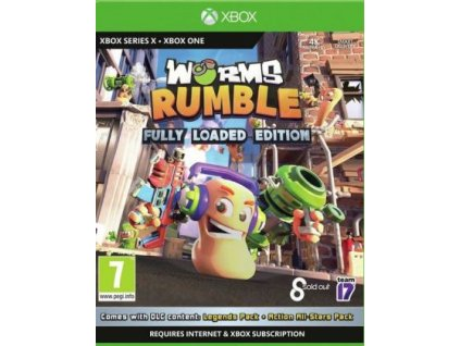 XONE Worms Rumble Fully Loaded Edition