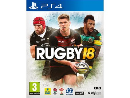 vyr 602rugby 18 ps4