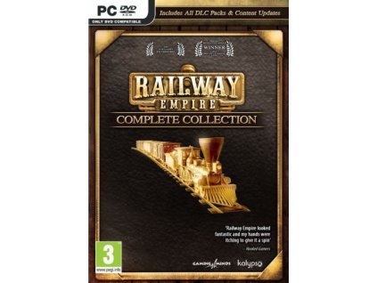 PC Railway Empire Complete Collection