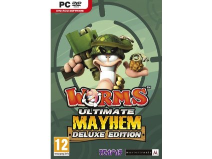 PC Worms Ultimate Mayhem Deluxe Edition