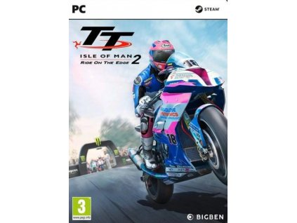 PC TT Isle of Man Ride on the Edge 2