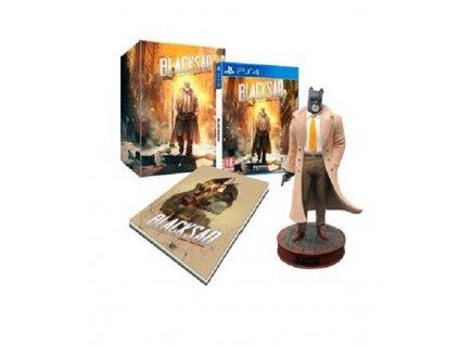 PS4 Blacksad Under The Skin Collectors Edition
