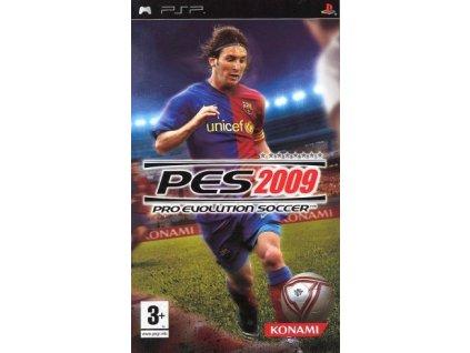 PSP Pro Evolution Soccer 2009