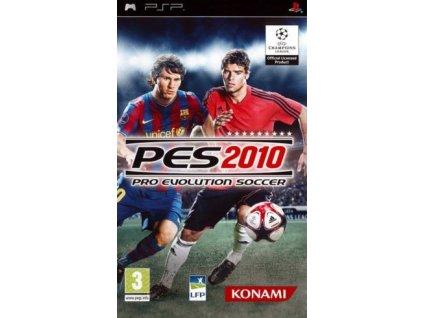 PSP Pro Evolution Soccer 2010 IT