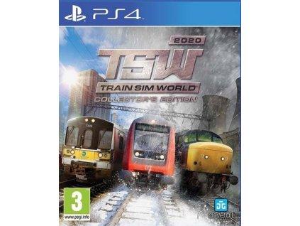 PS4 Train Sim World 2020 Collectors Edition
