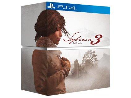 PS4 Syberia 3 Collectors Edition CZ