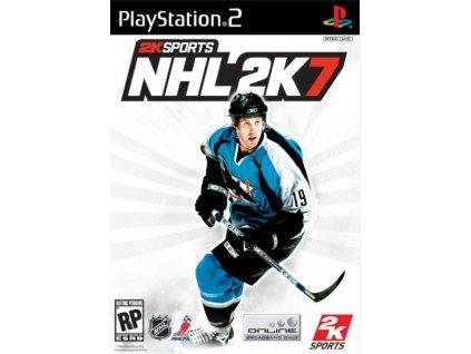 PS2 NHL 2K7