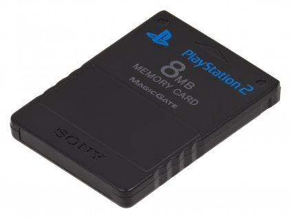 PS2 Paměťová karta 8 MB Sony