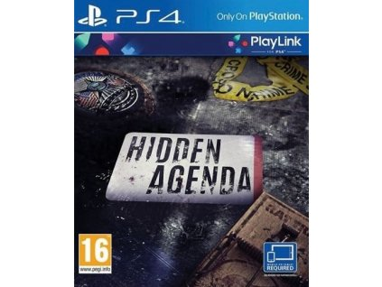 PS4 Hidden Agenda