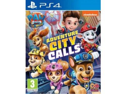 PS4 Paw Patrol Adventure City Calls