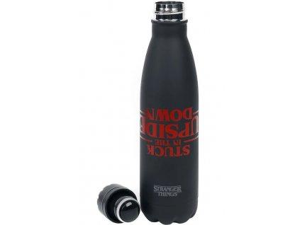 Mecrh Nerezová láhev Stranger Things Metal Drinks Bottle