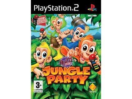 PS2 Buzz Junior Jungle Party