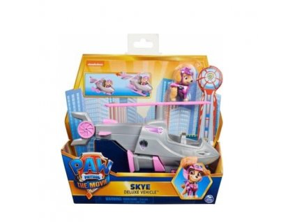 Toys Paw Patrol The Movie Skye Deluxe Vehicle