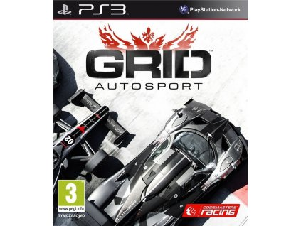 PS3 Grid Autosport