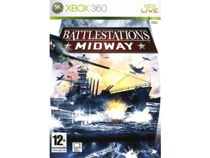 X360 Battlestations Midway
