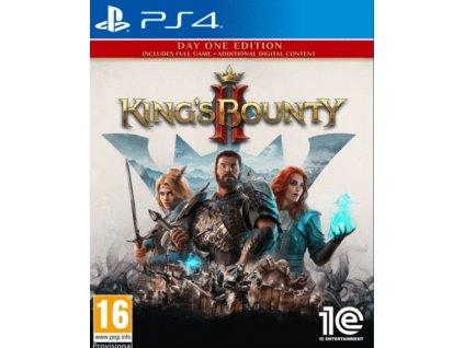 PS4 Kings Bounty 2 Day One Edition CZ Nové