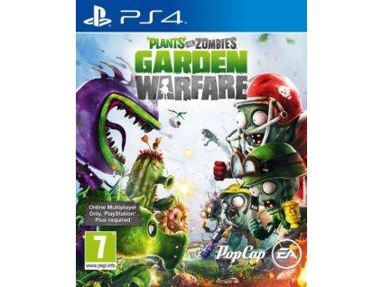 PS4 Plants vs. Zombies Garden Warfare
