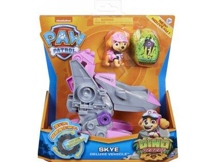 Toys Paw Patrol Dino Rescue Skye Deluxe Vehicle