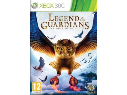 X360 Legend of the Guardians The Owls of GaHoole