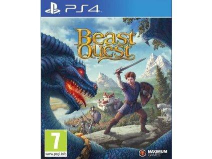 PS4 Beast Quest - jen hra