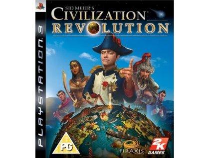 PS3 Civilization Revolution
