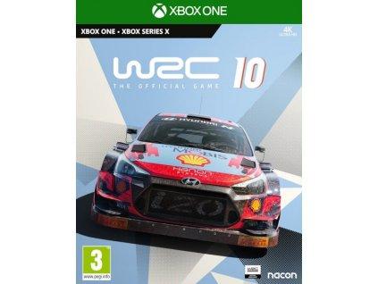 XONE XSX WRC 10