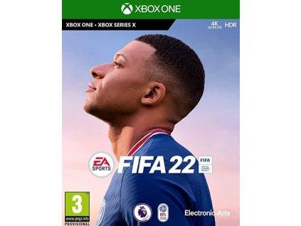XSX XONE FIFA 22