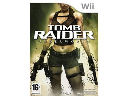 Wii Tomb Raider Underworld