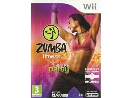 Wii Zumba Fitness