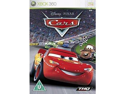 X360 Disney Cars