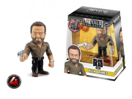 Toys Figurka The Walking Dead Rick Grimes M180